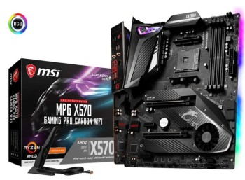 MSI MPG X570 Gaming PRO CARBON WIFI Motherboard