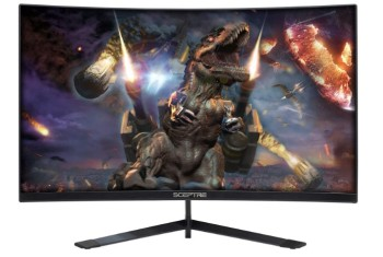 Scepter 24 ″ 144 Hz Curved Gaming Monitor (C248B-144RN)