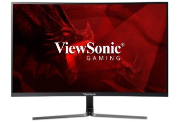 ViewSonic curved monitor